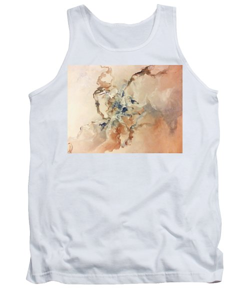 Tomorrows Dream Tank Top by Raymond Doward