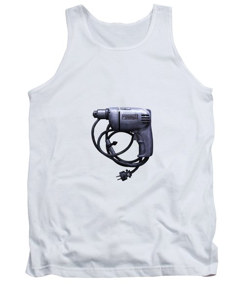 Tools On Wood 76 Tank Top by YoPedro