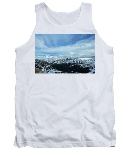 Top Of The Rockies Tank Top