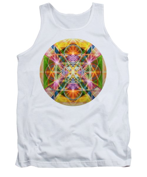 Torusphere Synthesis Bright Beginning Soulin I Tank Top