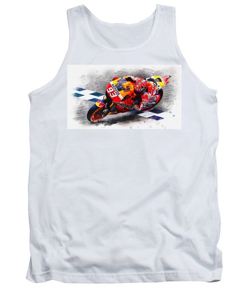 Total Domination Tank Top