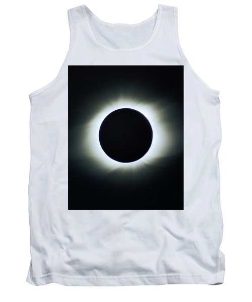 Total Solar Eclipse - Aruba 1998 Tank Top