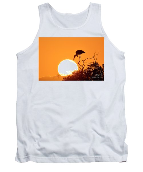 Touching The Sun Tank Top