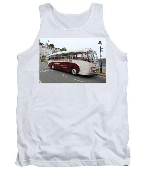 Tour Bus Tank Top