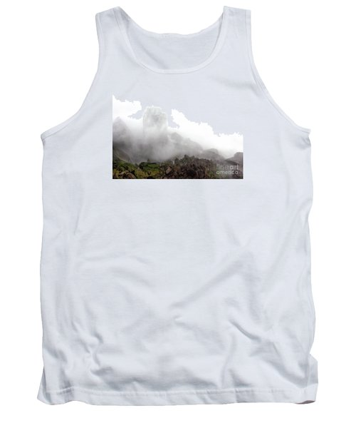 Tank Top featuring the photograph Watch The Clouds Roll By by Dana DiPasquale