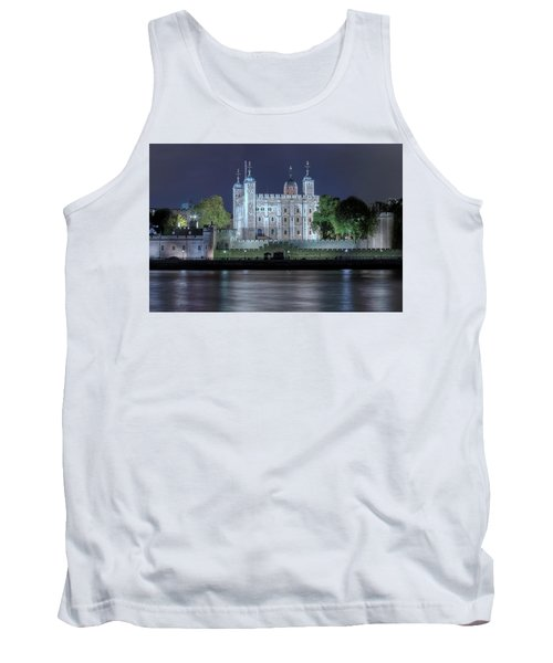 Tower Of London Tank Top by Joana Kruse