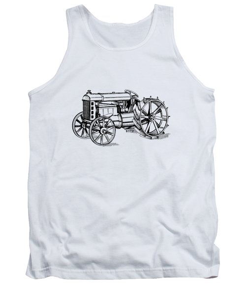 Tractor 1919 Henry Ford T-shirt Tank Top