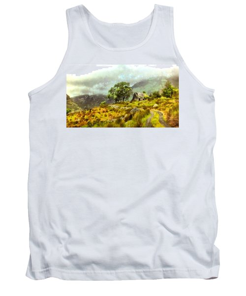 Traditional Ireland Tank Top