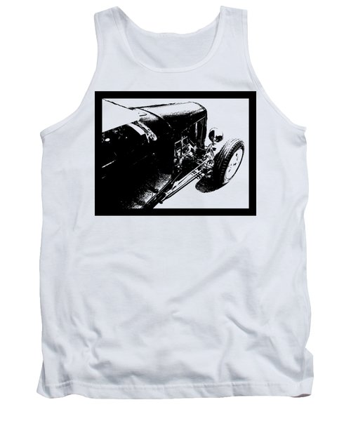 Traditional Roadster Tee Tank Top