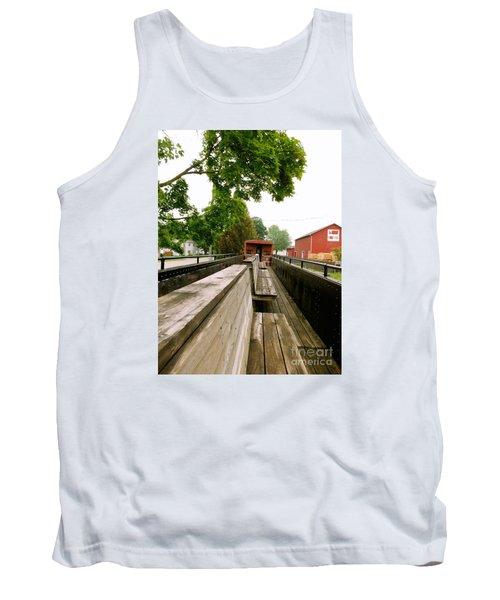 Train Ride Tank Top