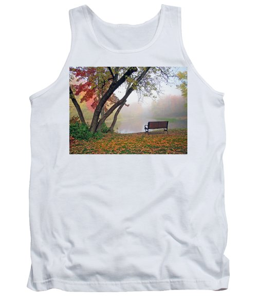 Tranquil View Tank Top by Betsy Zimmerli