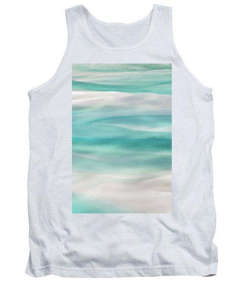 Tank Top featuring the photograph Tranquil Turmoil by Az Jackson