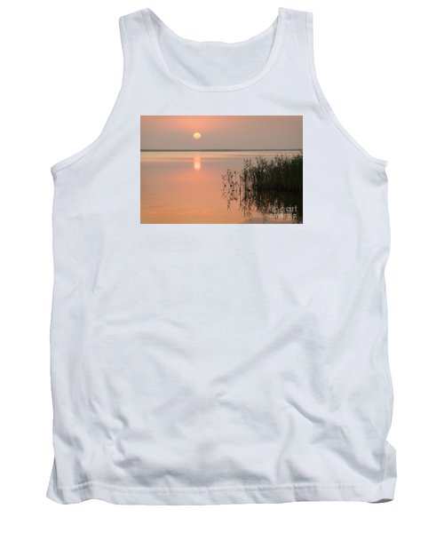 Tank Top featuring the photograph Tranquility by Inge Riis McDonald