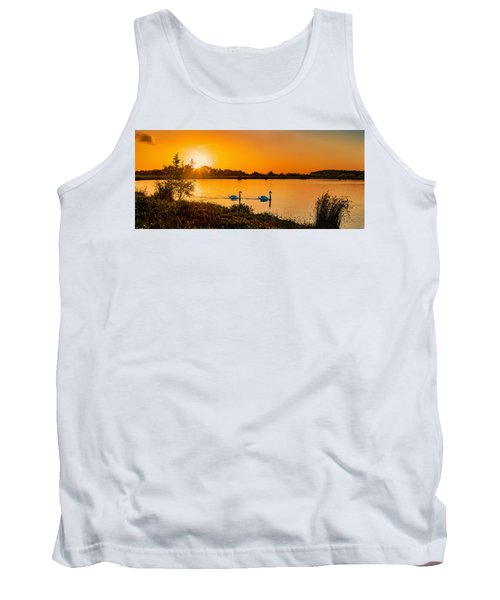 Tank Top featuring the photograph Tranquility by Nick Bywater