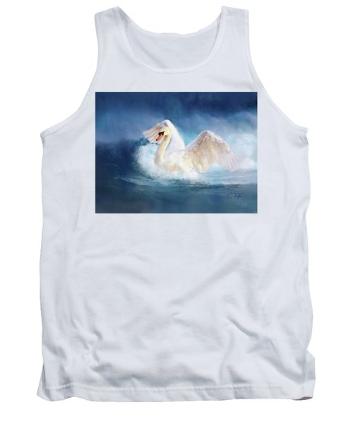 Transcendence Tank Top by Colleen Taylor