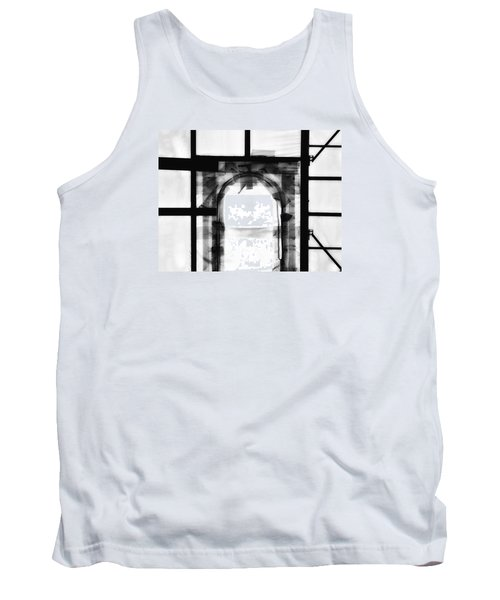 Tank Top featuring the photograph Transition by Newel Hunter