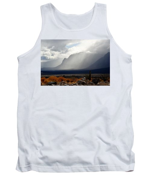 Tread Lightly Tank Top by John Glass