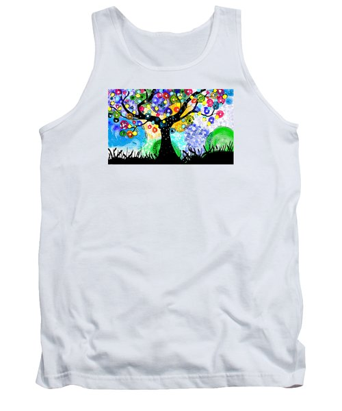 Tree Dance Tank Top