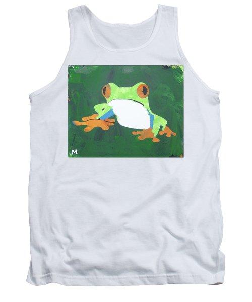 Tree Frog Tank Top