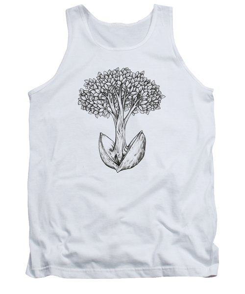 Tree From Seed Tank Top