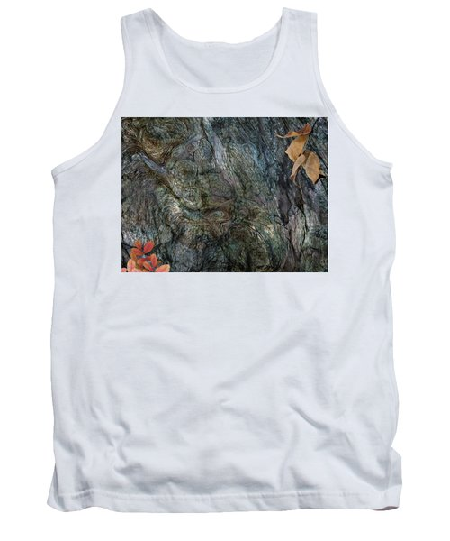 Tank Top featuring the photograph Tree Memories # 33 by Ed Hall