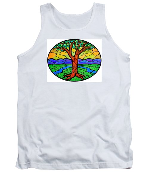 Tree Of Grace - Summer Tank Top