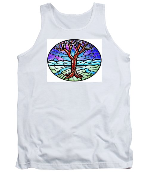 Tree Of Grace - Winter Tank Top