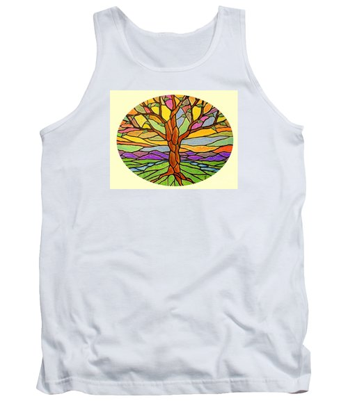 Tree Of Grace 2 Tank Top