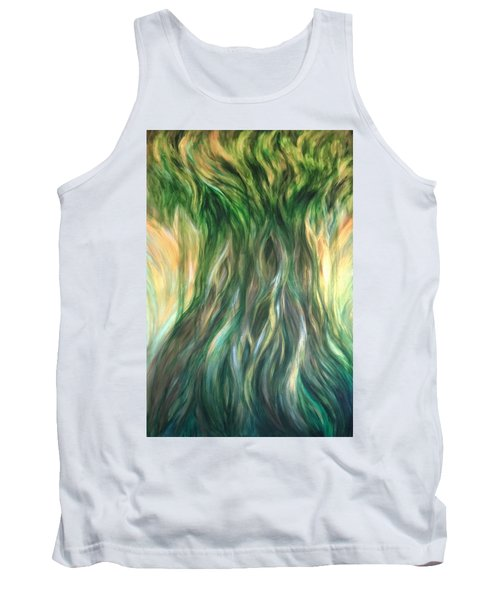 Tree Of Wisdom Tank Top