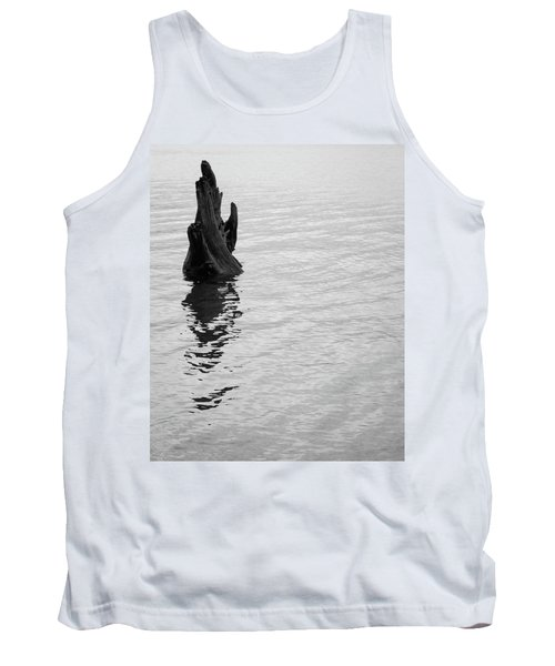Tree Reflections, Rest In The Water Tank Top