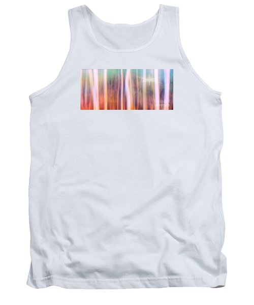 Tree Star Abstract Tank Top by Clare VanderVeen