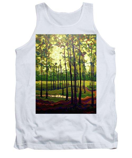 Treecentric Summer Glow Tank Top
