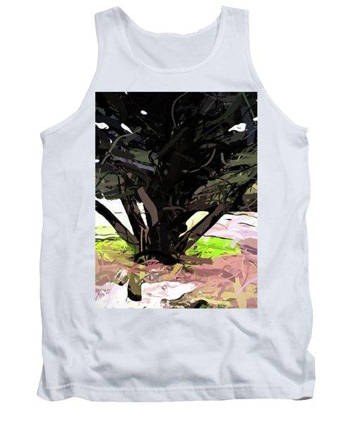 Trees 1 Tank Top