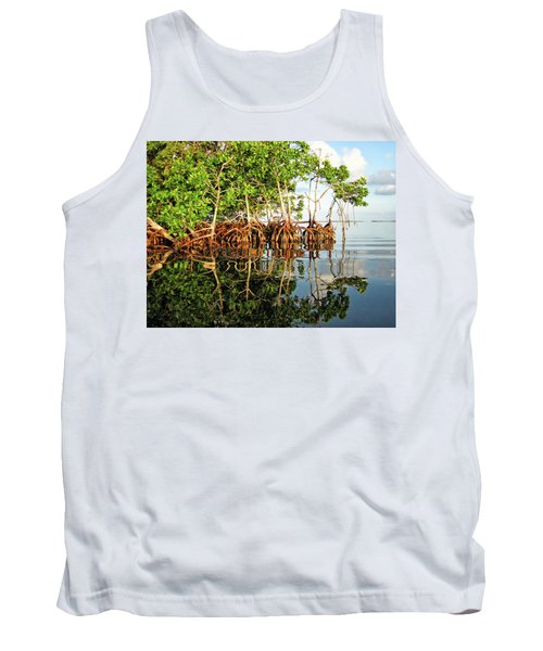 Trees In The Sea Tank Top