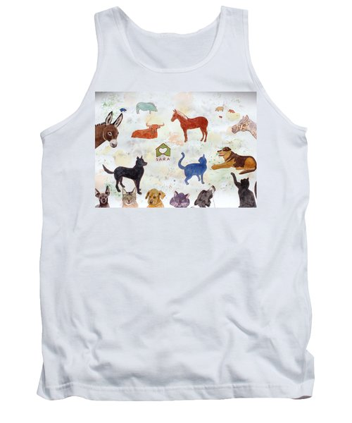 Tribute To Tracy Tank Top
