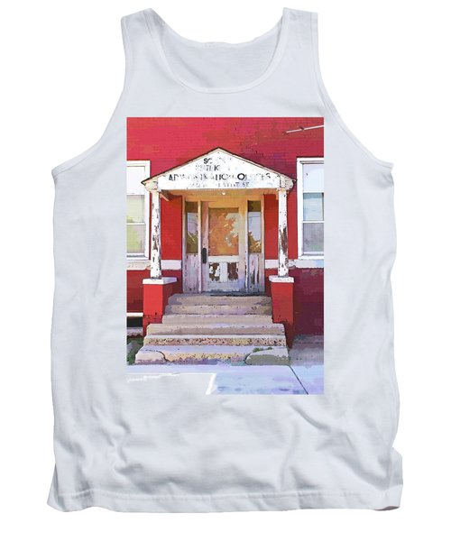 Tank Top featuring the photograph Trinity Or Trinidad by Cynthia Powell