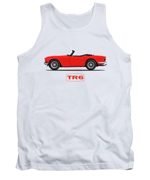 Triumph Tr6 Tank Top