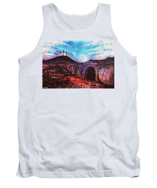 Triumphant Life Tank Top
