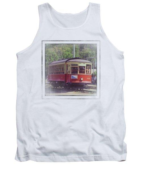 Trolley Car 42 Tank Top