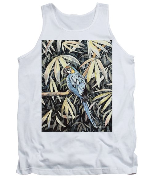 Tropical Adventure Tank Top