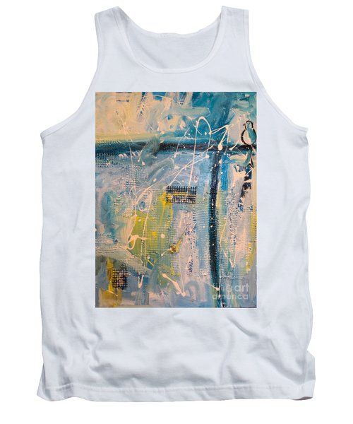 Tropicana Bird 01 Tank Top