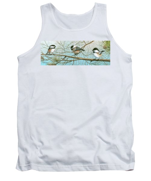 Troublesome Trio Tank Top
