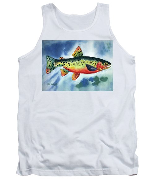 Trout Tank Top