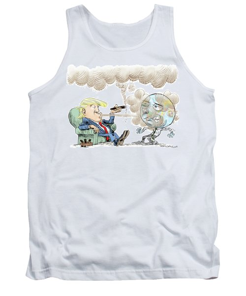 Trump And The World On Climate Tank Top
