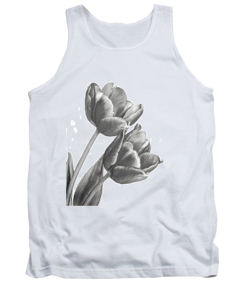Tulip Sketch Tank Top