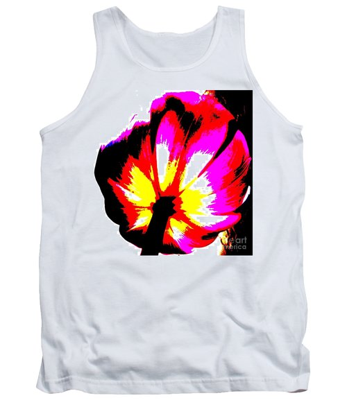 Tulip Tank Top by Tim Townsend