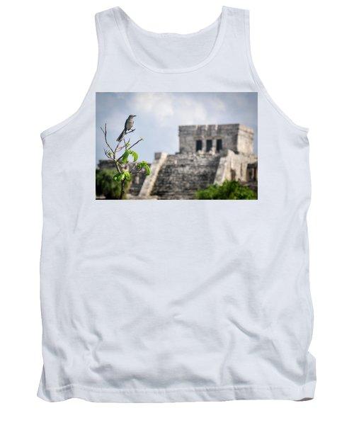 Tulum Mayan Ruins Tank Top