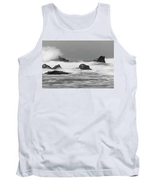 Turbulent Thoughts Tank Top