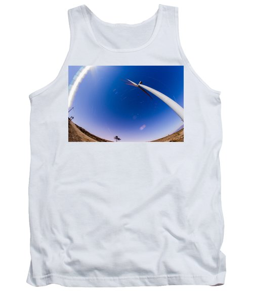 Turning Night Into Day Tank Top