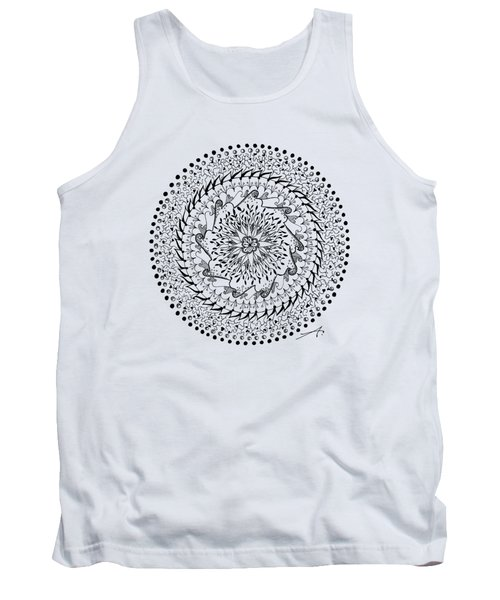 Turning Point Tank Top